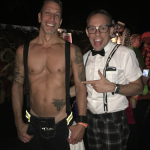 Halloween in Palm Springs