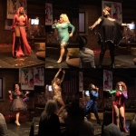 Drag Queens Performing