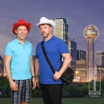 At the Reunion Tower